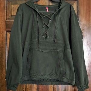 UNIONBAY Pullover Lightweight Jacket